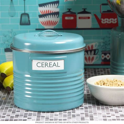 kitchen canister labels dayri me kitchen canister aqua large with labels jars cookie