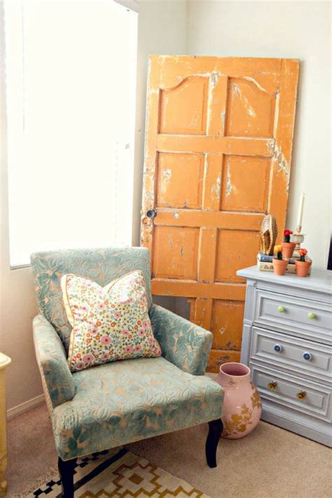 How To Decorate Your Bedroom Door by Doors Re Use Cool Decoration And Diy Furniture