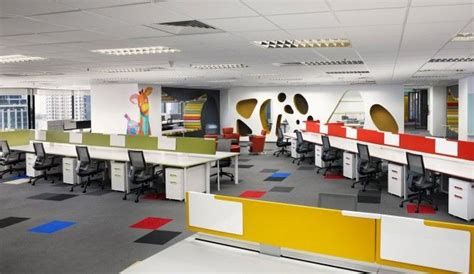 Sherwin Williams Corporate Office by Vibrant Sherwin Williams Office Interior Design In