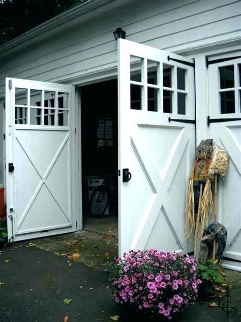 swinging garage door swing open doors   swings