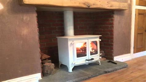 eazyclad thin brickslips being used to clad a fireplace