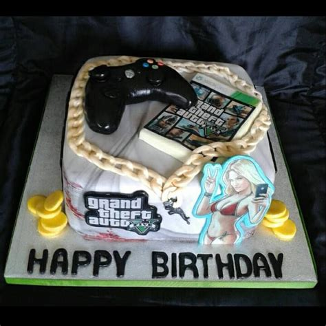 9 best images about gta 5 cakes on pinterest ps4 birthday cakes and the o jays