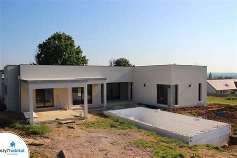 Maison High Tech by Photo R 233 Alisation Styl Habitat Maison High Tech