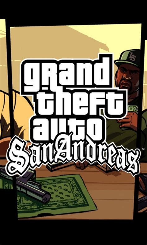 grand theft auto mobile gta san andreas wallpapers for mobile wallpaper images
