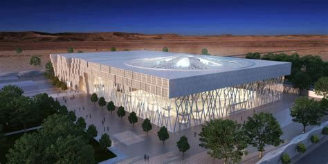 Architecture Museum The National Museum Of Afghanistan By Theeae Architecture