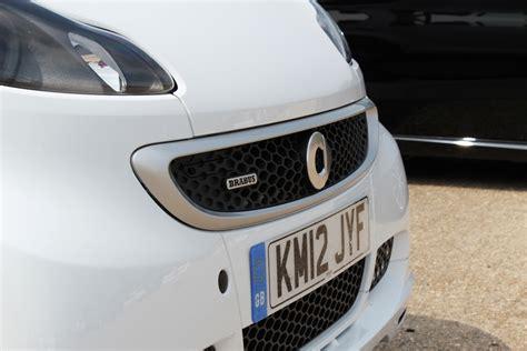 Emblem Brabus Mini supermini shootout smart fortwo brabus cabriolet