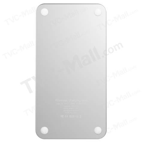 Baseus Flare Series Wireless Charging Pad 2 baseus flare series qi wireless charging pad for samsung