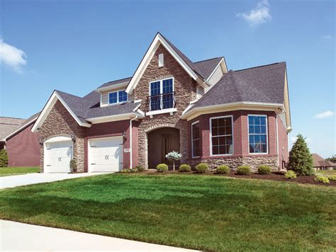 jagoe homes lake forest home traditional exterior