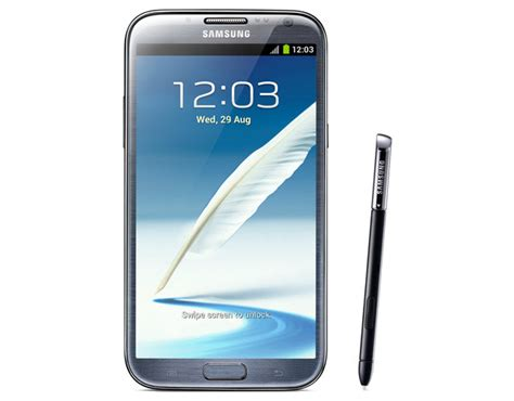 Samsung Note 2 Second samsung galaxy note 2 review the register