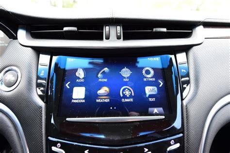 Cadillac Heads Up Display by 2015 Cadillac Xts Premium Navigation Heads Up Display