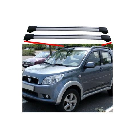 Roof Rail Rushterios roof rack terios cosmecol