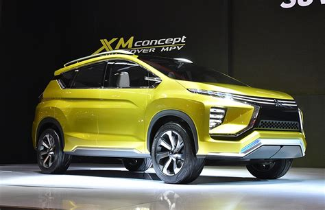 mitsubishi xm concept mitsubishi xm concept appear robust and sporty