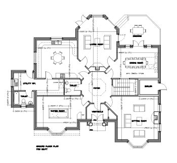 Free Architectural Plans Home Design Architecture On Modern House Plans Designs And