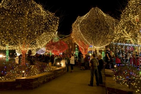 don t miss the arkansas trail of holiday lights travel