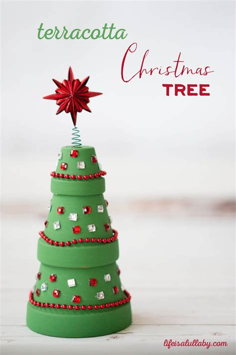 creative clay pot christmas craft ideas page