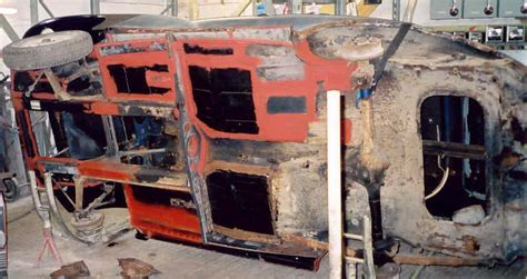 Upholstery Repairers Chertsey Minors Classic Car Restorers And Repairers Surrey