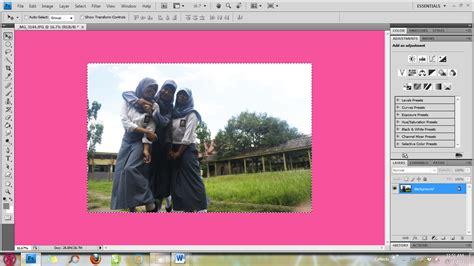 cara membuat efek garis putus di photoshop tutorial photoshop cara membuat efek fisheye di photoshop