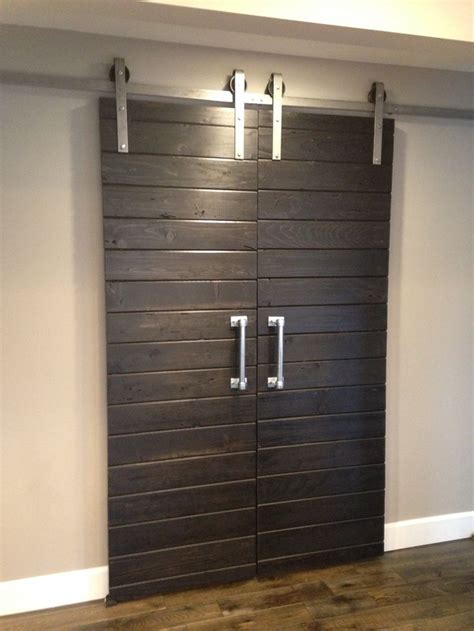 pocket barn door 17 best images about barn doors on sliding