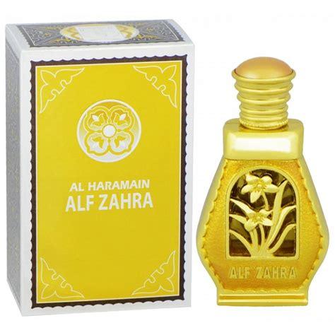 Parfum Zahra al haramain alf zahra perfume 15 ml