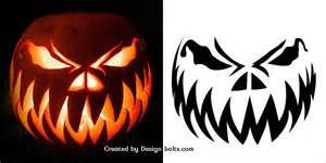 pumpkin carving ideas 2017 stencils 10 free halloween scary pumpkin carving stencils patterns