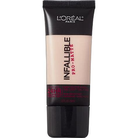 L Oreal Infallible Matte Foundation l oreal infallible pro matte foundation rank style