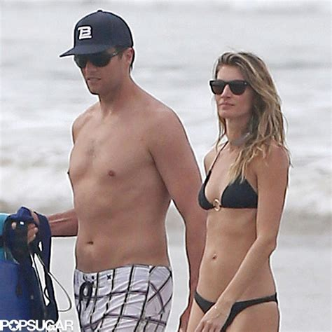 Tom Brady Gisele Bundchen In by Tom Brady And Gisele Bundchen In Costa Rica Pictures
