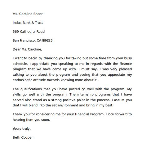 sample closing business letter templates ms