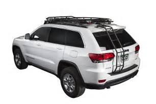 gobi jeep grand 2014 stealth roof rack