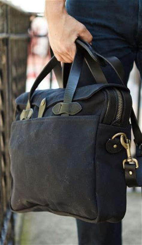 Black With Jacket T040 filson original briefcase black available at www beaubags