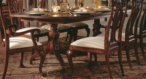 American Drew Cherry Grove Dining Room American Drew Cherry Grove Pedestal Dining Table Clearance Code Univ20 For 20 By