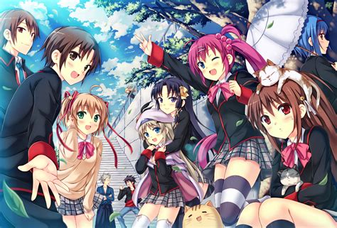 anime wallpaper r18 little busters by pcmaniac88 on deviantart