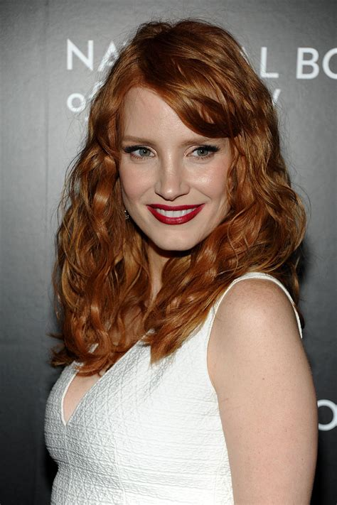 jessica york jessica chastain at 2014 national board of review gala in