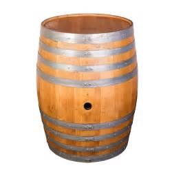 vintage oak whole refinished wine barrels