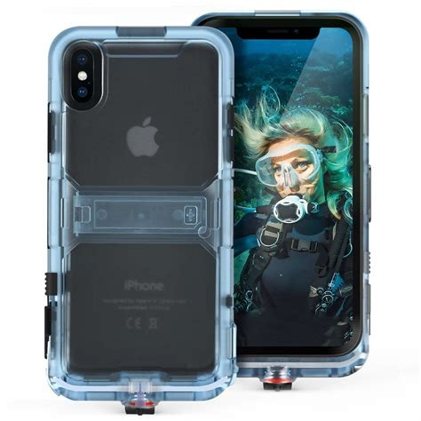 Is Iphone X Waterproof by Best Waterproof Cases For Iphone X In 2019 Imore