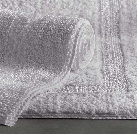 rugs cut to size reversible bath rug restoration hardware pewter and ivory 17 x 24 21 x 34 and two larger