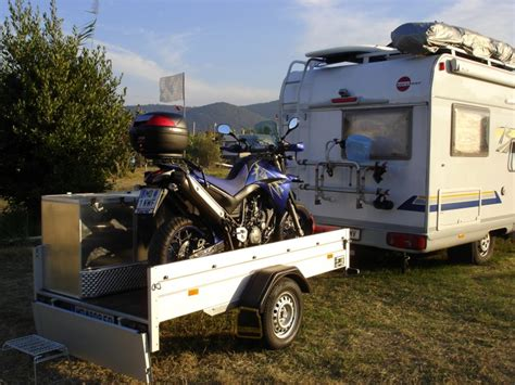 Motorrad Normaler Anh Nger by Anh 228 Nger F 252 R Das Wohnmobil Wohnmobil Forum Seite 1
