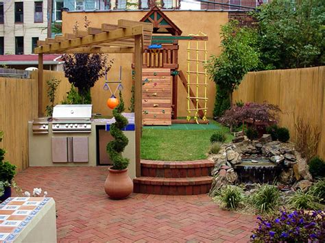 Cool Small Backyard Ideas 15 Unique Garden Water Features Landscaping Ideas And Hardscape Design Hgtv