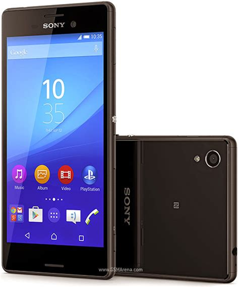 Hp Sony Ericson M4 Aqua sony xperia m4 aqua dual pictures official photos