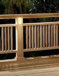 Composite Handrails 1000 Ideas About Deck Railing Design On Pinterest