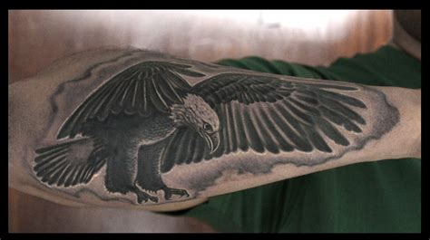 eagle tattoo cost eagle tattoo by pradeep junior at astron tattoos bangalore