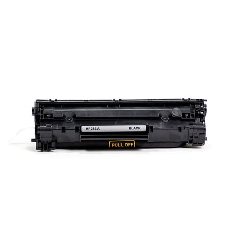 Toner Hp 83a compatible hp 83a cf283a black toner cartridge sos ink