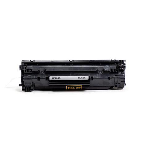 Cartridge Compatible Cf283a compatible hp 83a cf283a black toner cartridge sos ink
