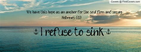 I Refuse To Sink Bible Verse by Wallpaper With Scriptures Wallpapersafari