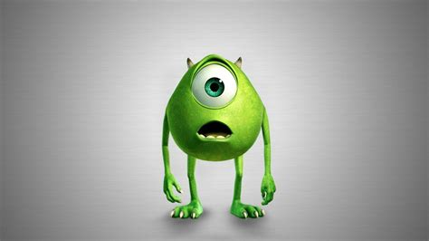 wallpaper monster inc mike wazowski wallpapers wallpaper cave