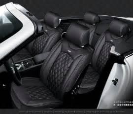 Car Seat Cover For Kia Sorento For Kia K2 K3 K5 Cerato Sorento Brand Black Soft