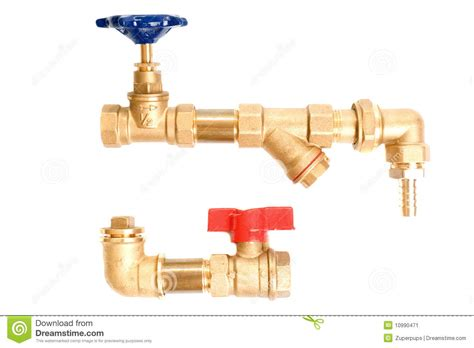 water pipes stock image image 10990471
