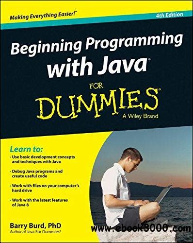 java swing for dummies beginning programming with java for dummies 4th edition