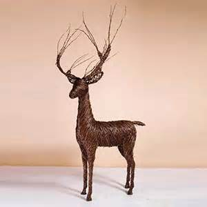 grapevine deer decorations designer events lighting solutions commercial