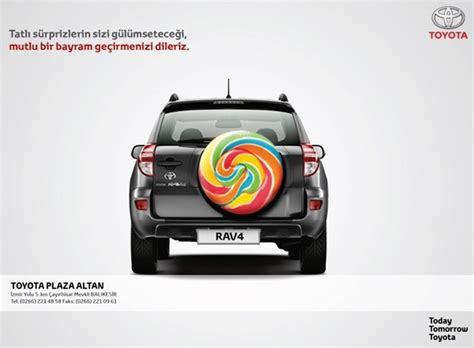 Toyota Advertising Toyota Rav4 Ad Draft On Behance