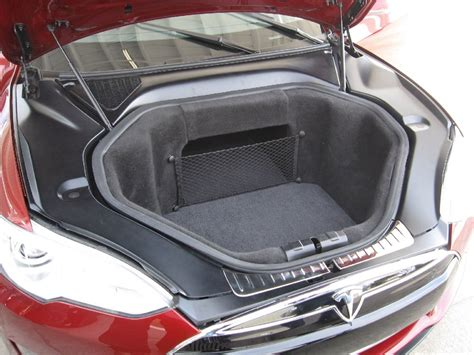 Tesla Model S Luggage Space Electric Cars And Tesla Model S The Human Adventures In